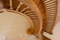Clive durose Oak Handrail Parts