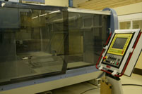 High Specification CNC Machinery