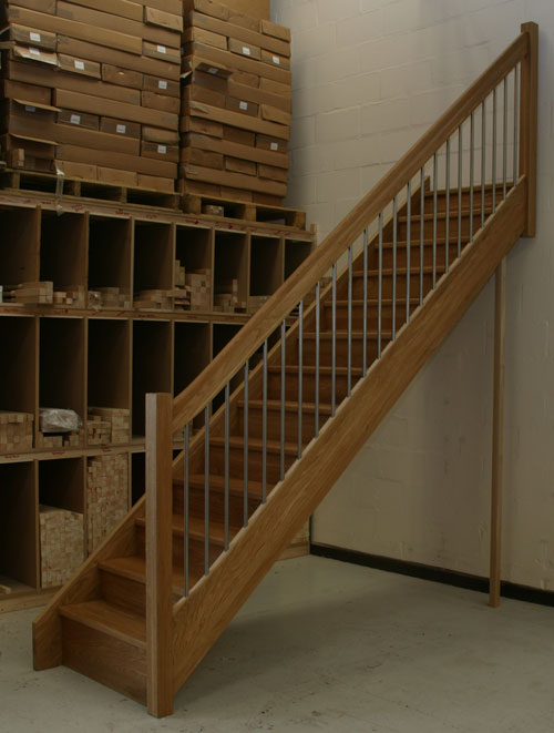 Brilliant Open Oak Staircase 500 x 661 · 55 kB · jpeg