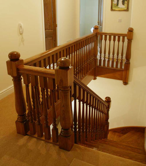 Bespoke Staircases High Specification Staircases