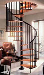 Gamia Wood Spiral Staircases