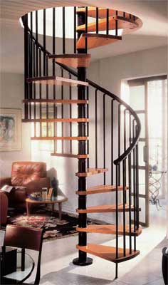 Spiral staircases trade prices on spiral stairs for Aluminum spiral staircase prices