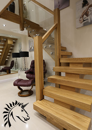 oak x vision staircase design - Staircase Design Ideas