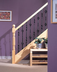 Metal Balusters from Stairplan