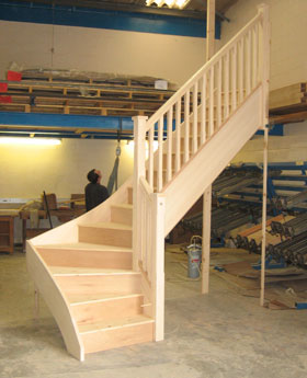 Building Regulations For Staircases Part K