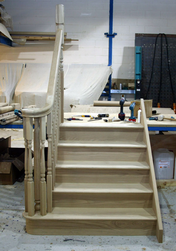 Staircase Regulations Uk >> Staircase handrail the New ascending Volute